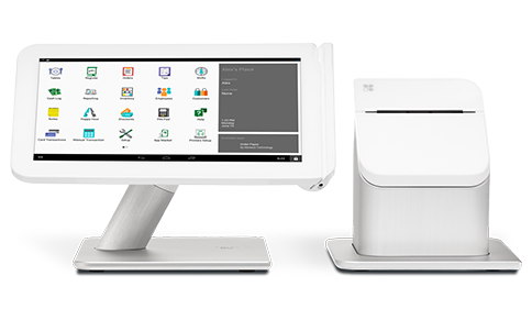 Clover Station all-in-one POS system