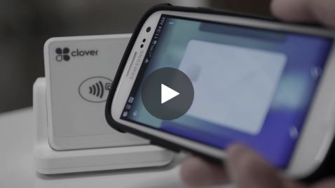 Clover Go Mobile Payment Solution