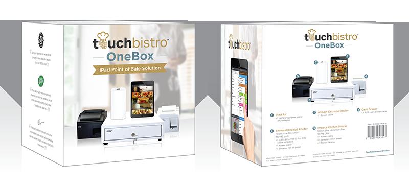TouchBistro boxes