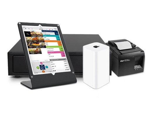 TouchBistro hardware POS system
